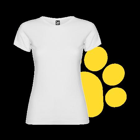 Camiseta básica de mujer